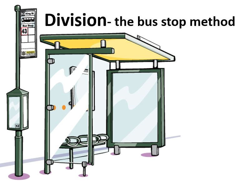 Division The Bus Stop Method By Nassimbaaziz Teaching Resources
