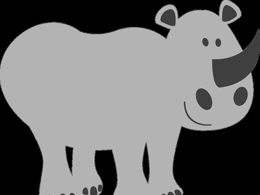 Quiz on Ruby, the Car-boot Rhino by Rhiannon Powell