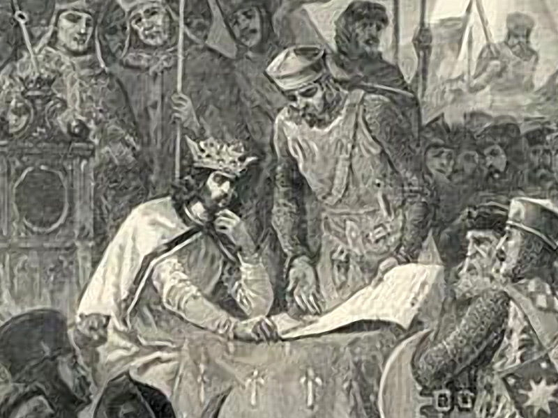 5. ESSAY Guide - Why did the Barons rebel against King John in 1216