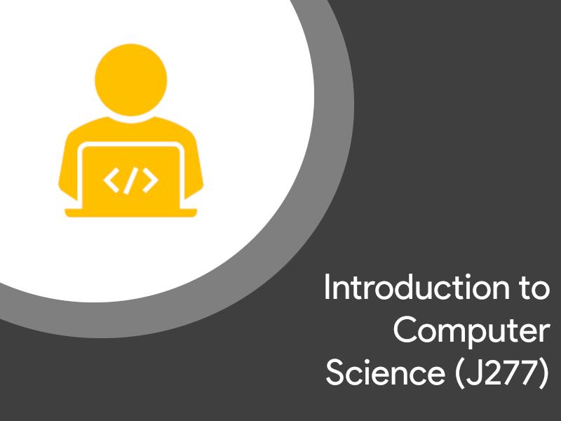 GCSE Computer Science Bridge Task - KS3 - KS4