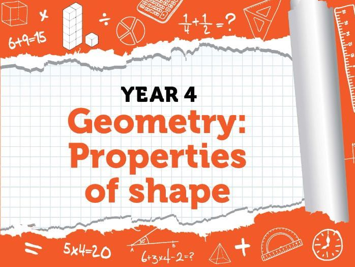 Year 4 - Geometry - Properties of Shape - Week 10 - Summer - Block 5 - White Rose