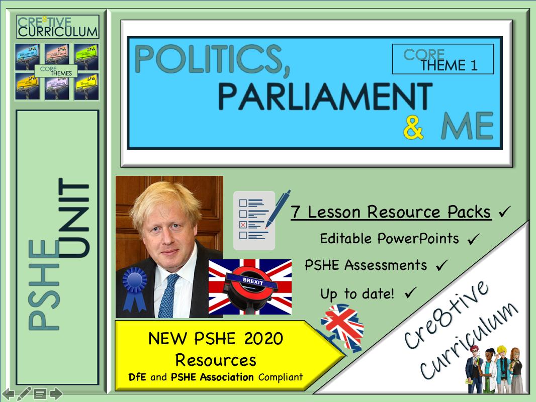Politics + Parliament Unit