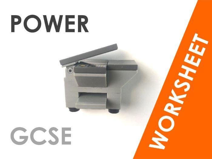 Power - Worksheet