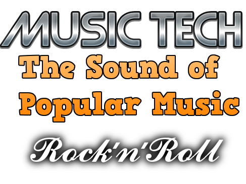 Rock'n'Roll (The Sound of Popular Music - A Level Music Technology)