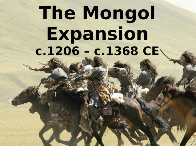 The Mongol Expansion