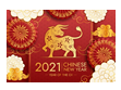 Chinese New Year Home Learning poster