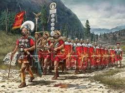Description - Triumph of Julius Caesar