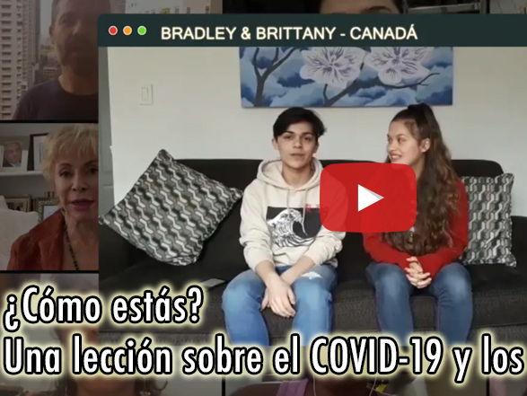 Vídeo y actividades sobre covid-19 para profesores de español