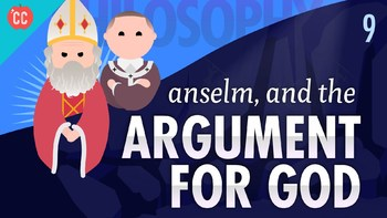 Crash Course Philosophy # 9 Anselm and the Argument for God Q & A Key