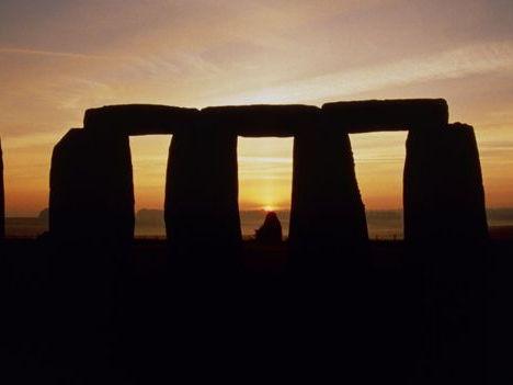 Stonehenge - reading comprehension