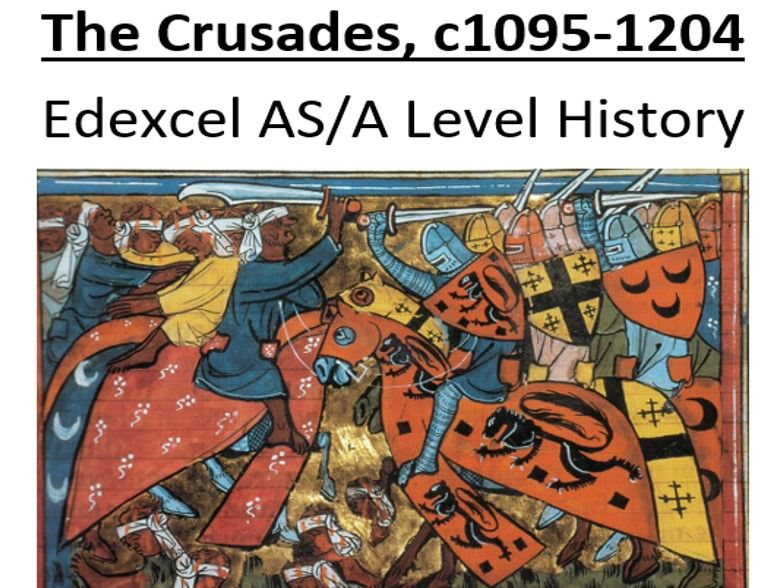 Edexcel Crusades AS/2 Revision Notes