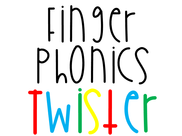 Finger Phonics Twister