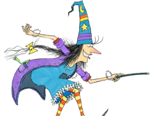Winnie the Witch lesson plans (2 weeks minimum)