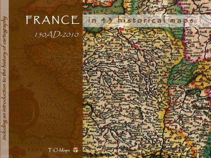 Historical e-Atlas France