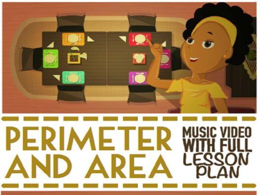 Area and Perimeter KS2 Maths Activities