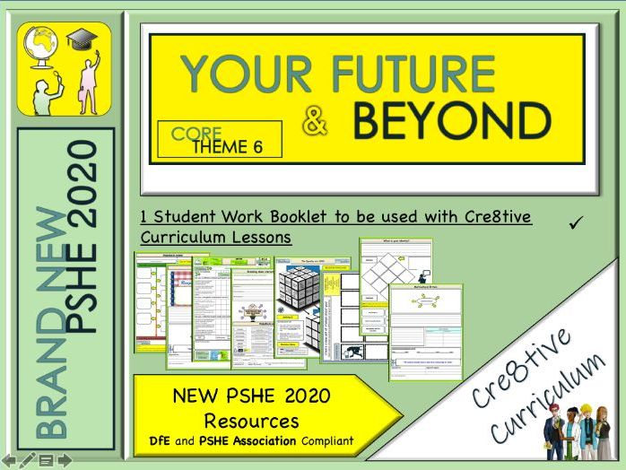 PSHE Workbooklet - Careers