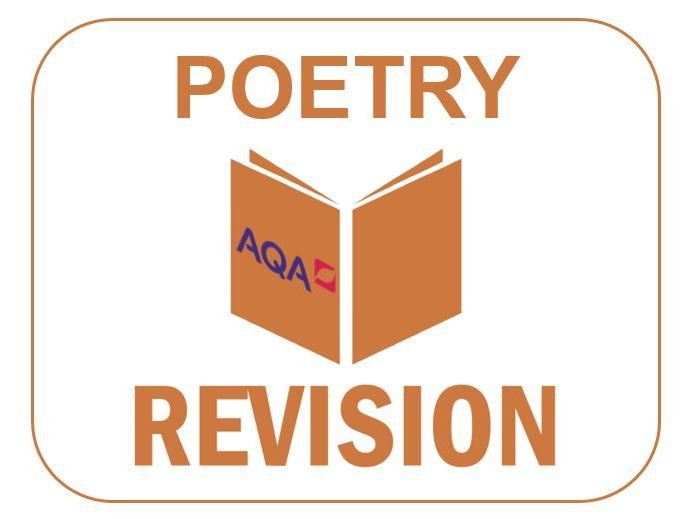 Unseen Poetry Revision - Not My Business