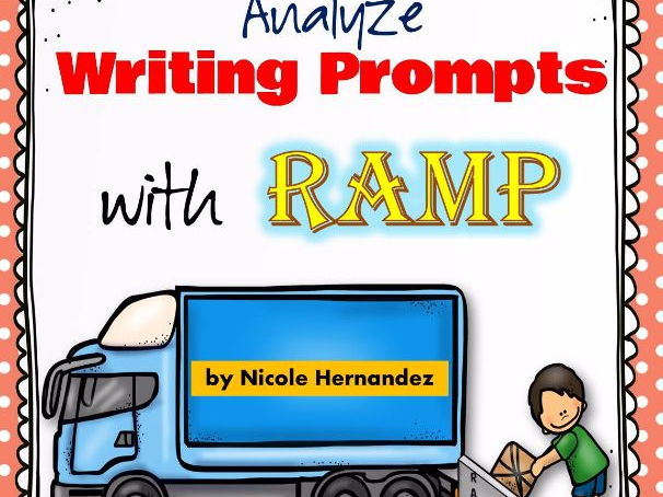 Analyse Writing Prompts with RAMP