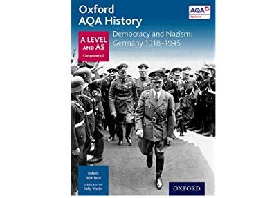 AQA A-Level History Democracy & Nazism: Lesson 2 - Impact of WW1