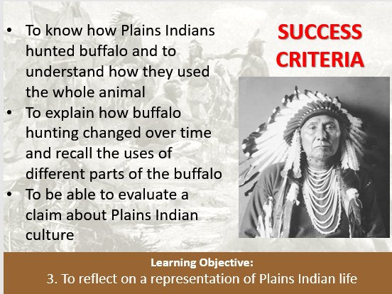Why were the Buffalo so important?