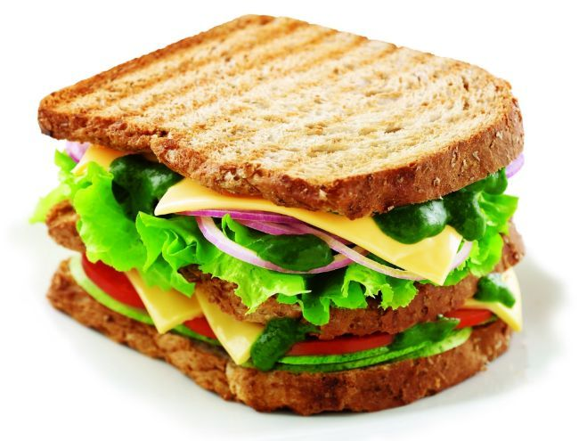 DT - Design & make a healthy Sandwich