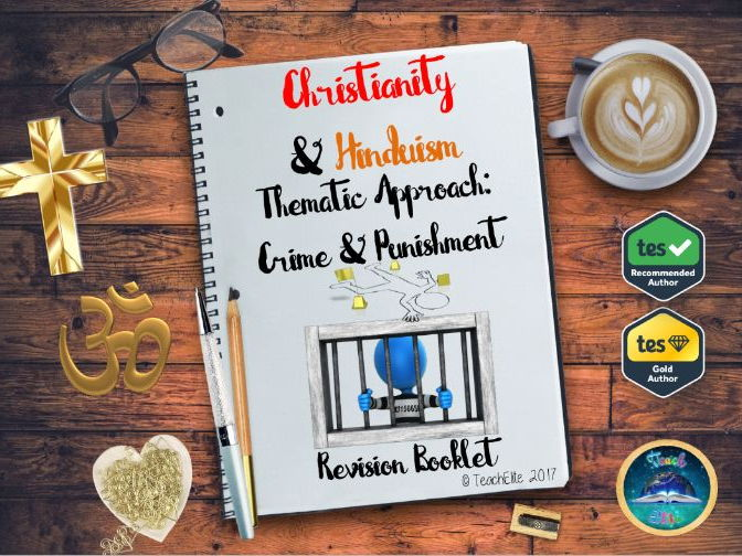 Christianity & Hinduism - Crime & Punishment Revision