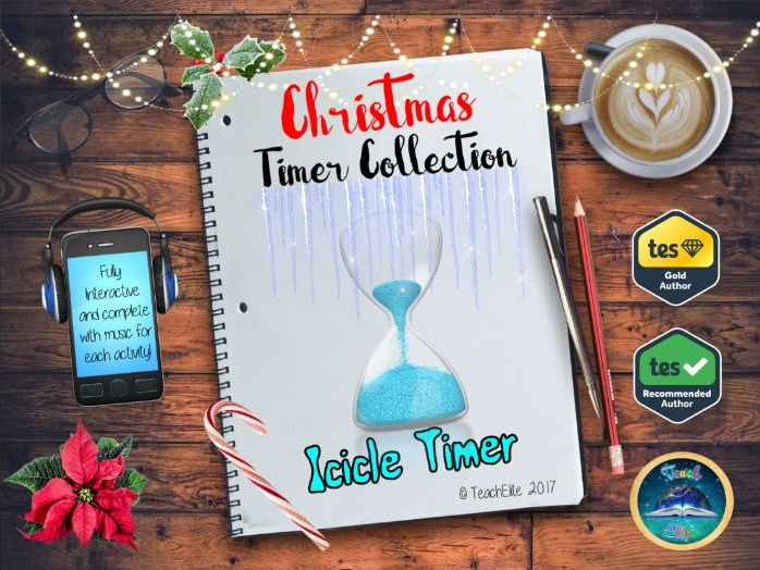 Christmas - Icicles Timers