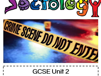GCSE Sociology Crime Quizzing Booklet