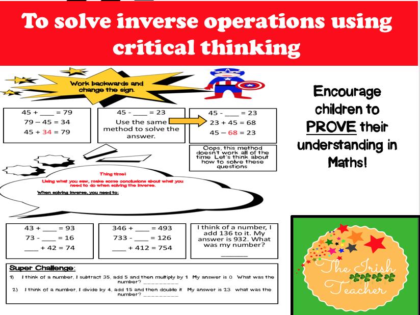 Inverse  KS2