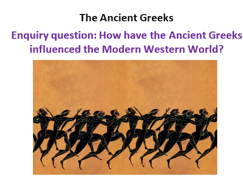 Ancient Greeks planning and resources