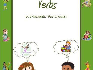 Free action verb worksheets 2nd grade