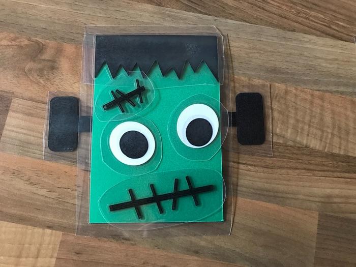 Halloween Monster Game