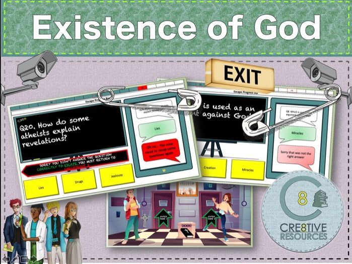 Existence of God - GCSE RE