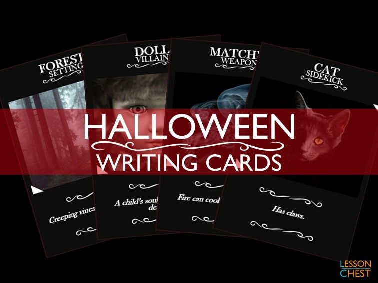 Halloween Creative Writing