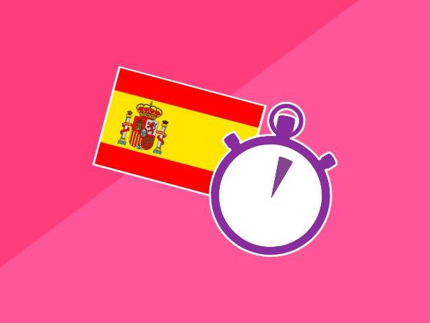 3 Minute Spanish - Lessons 10-18