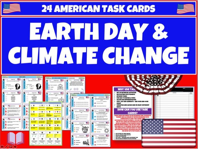Earth Day Climate Change
