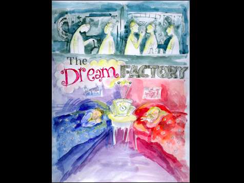 The Dream Factory - A Musical for Schools - Performing Licence