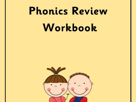 Phonics Review Workbook