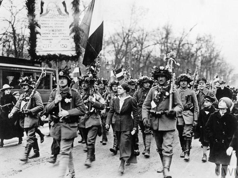 AQA 1L: Unit 3 Lesson 9 – German revolution historiography