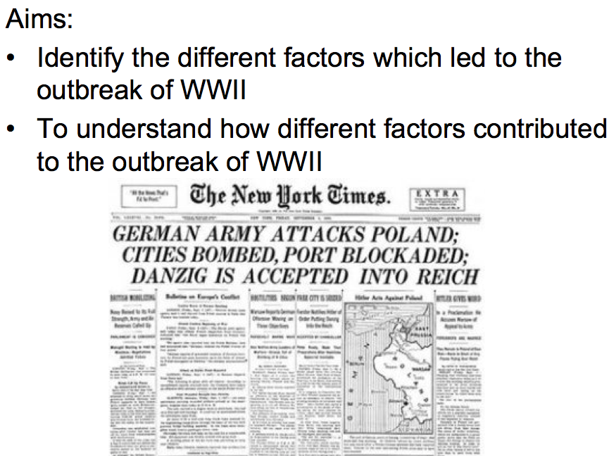 why had international peace collapsed in World war two broke out when finally, in 1939 international peace efforts broke down hitler was very anti-communist, his main reasons being that they had helped bring about the defeat of germany in the first world war and that he thought that they had wanted to take over germany.