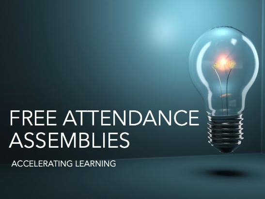 Example KS4 Attendance Assembly