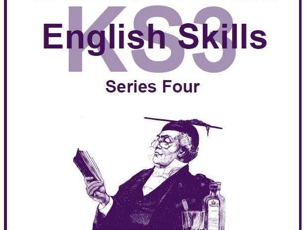 KS3 English Skills Series Four Resource Pack Sample Pages