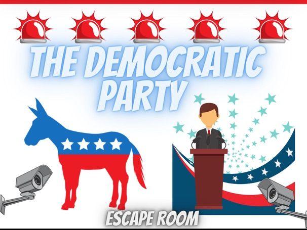 History of Democratic Party Escape Room