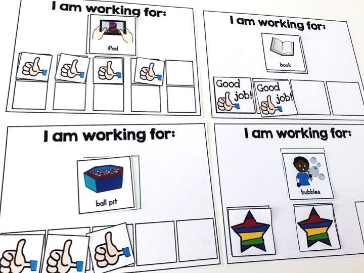 I Am Working For Visual Reward System