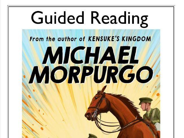 Michael Morpurgo War Horse- Guided Reading Resource