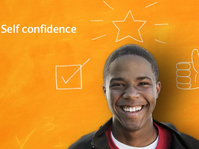 SEND Self confidence