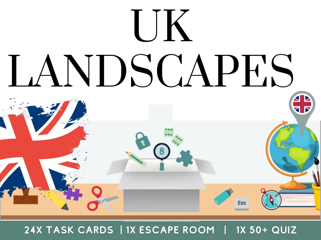 UK landscapes - Geography Revision