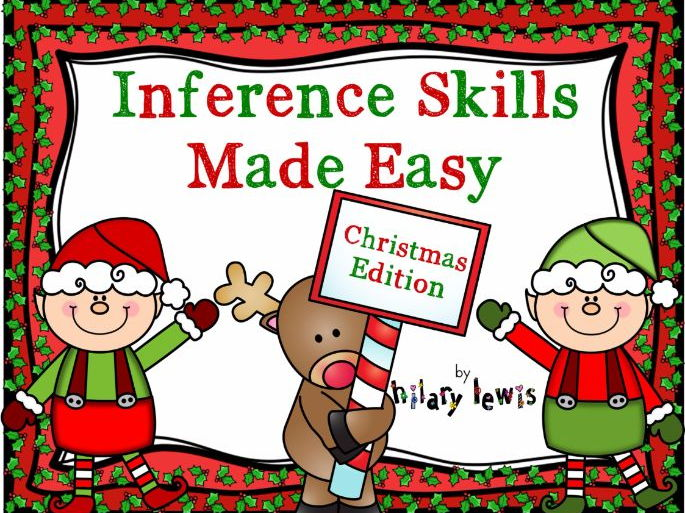 Inference Holiday Fun-Christmas Edition