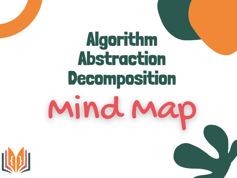 Revision Notes & Blank Mindmap | algorithms