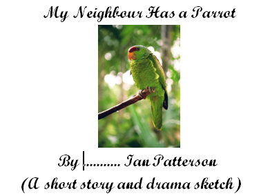 Story & Short Drama Sketch - Diego the Parrot